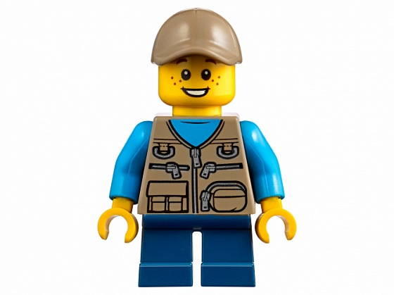 Конструктор lego дом на колесах city great vehicles
